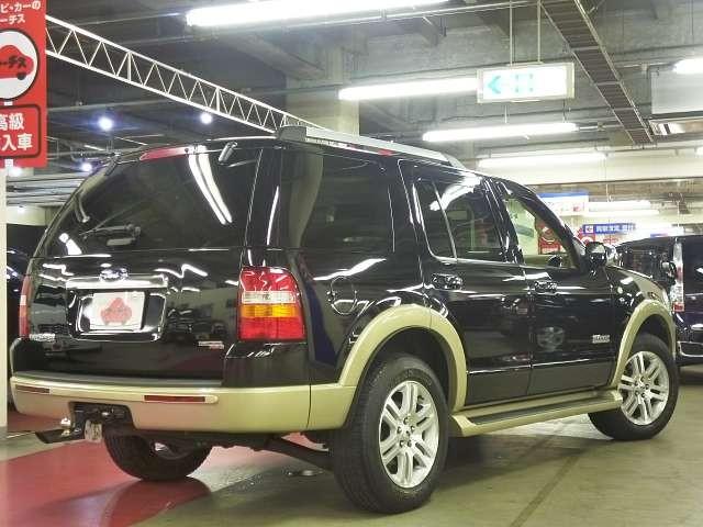 Used 2007 AT Ford Explorer ABA-1FMWU74 Image[2]