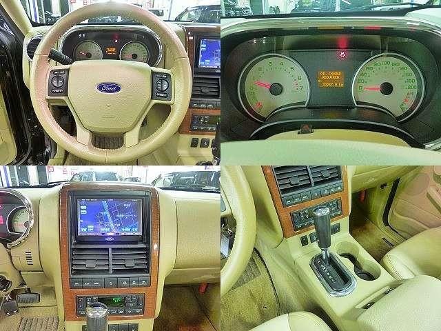 Used 2007 AT Ford Explorer ABA-1FMWU74 Image[4]