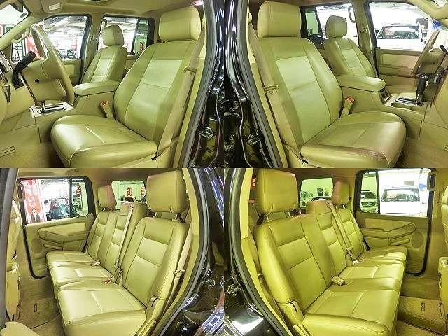 Used 2007 AT Ford Explorer ABA-1FMWU74 Image[6]