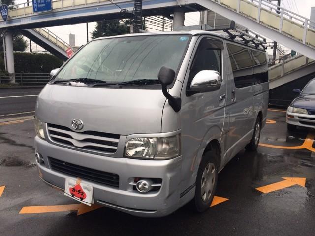 Used 2005 AT Toyota Hiace Van KR-KDH205V