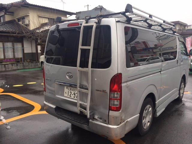 Used 2005 AT Toyota Hiace Van KR-KDH205V Image[2]