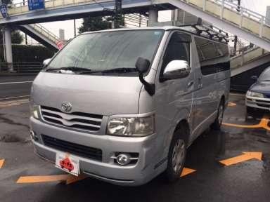 2005 AT Toyota Hiace Van KR-KDH205V