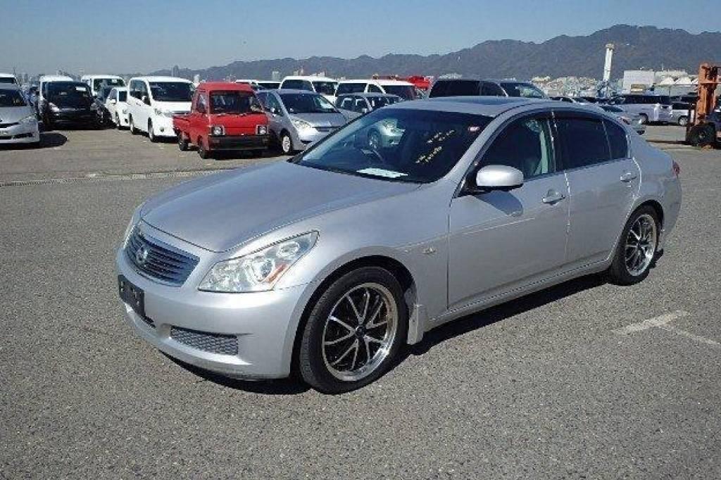 Used 2007 AT Nissan Skyline V36