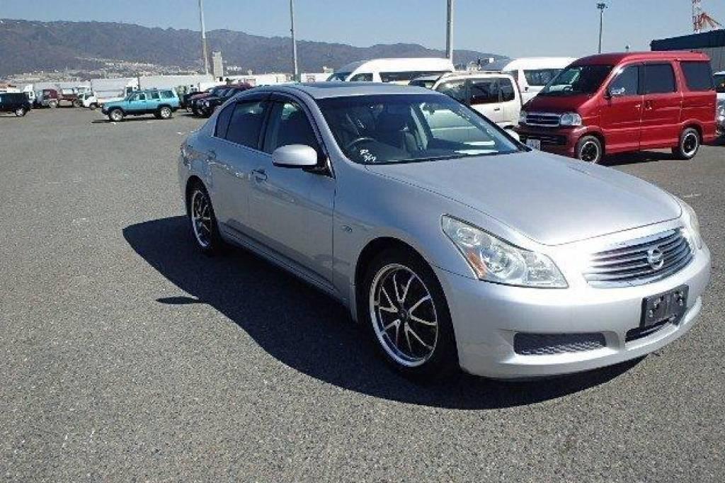 Used 2007 AT Nissan Skyline V36 Image[1]