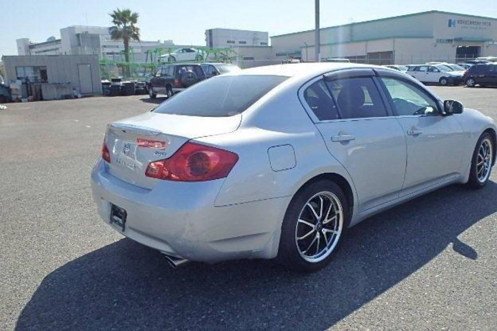 Used 2007 AT Nissan Skyline V36 Image[2]