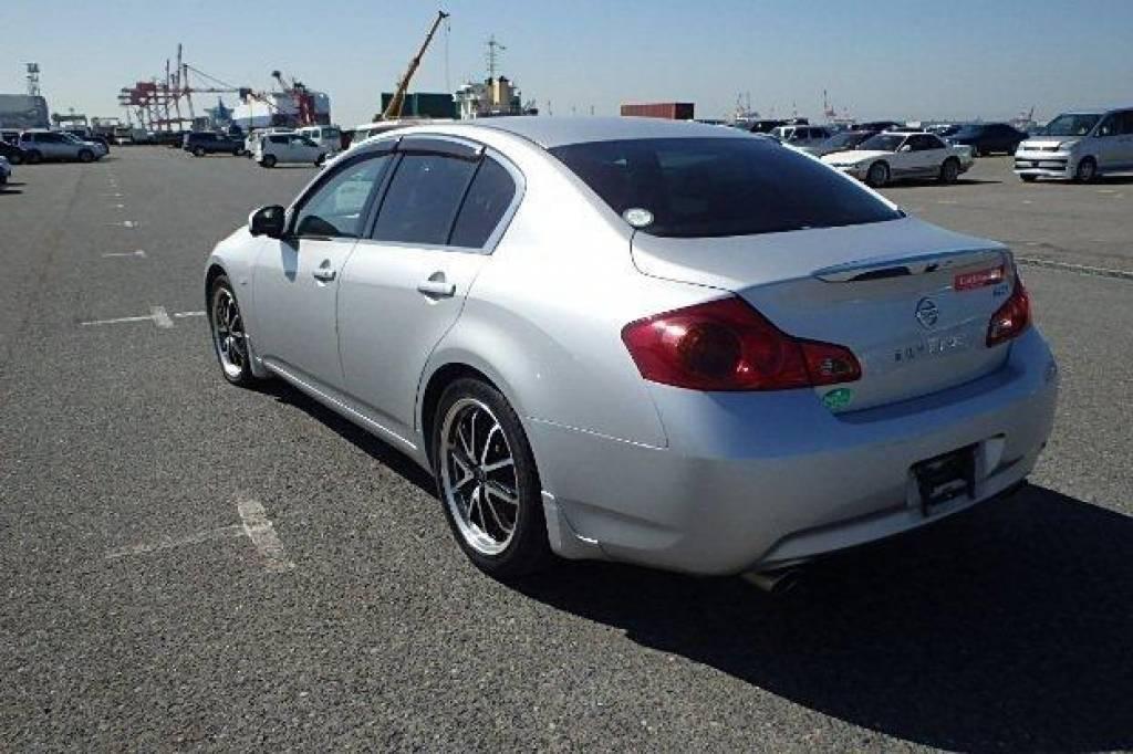 Used 2007 AT Nissan Skyline V36 Image[3]