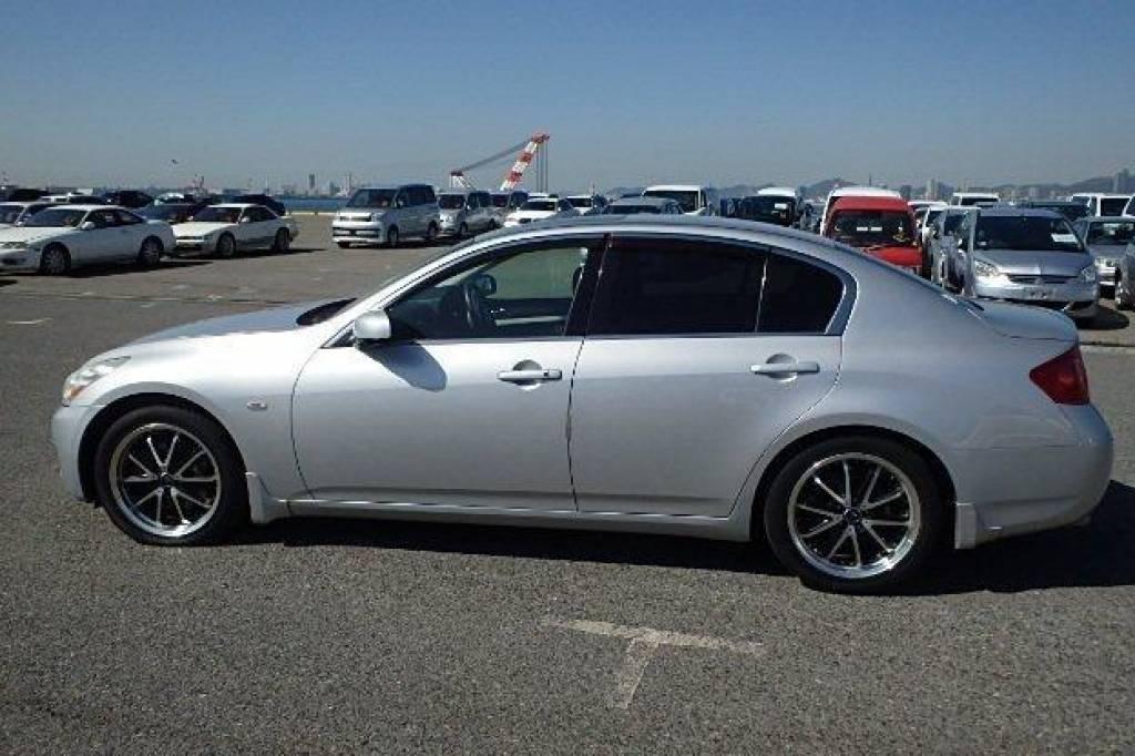 Used 2007 AT Nissan Skyline V36 Image[4]