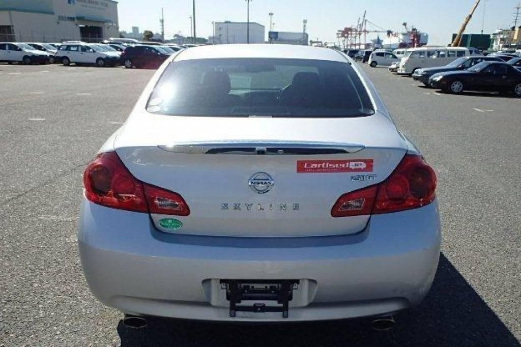 Used 2007 AT Nissan Skyline V36 Image[5]