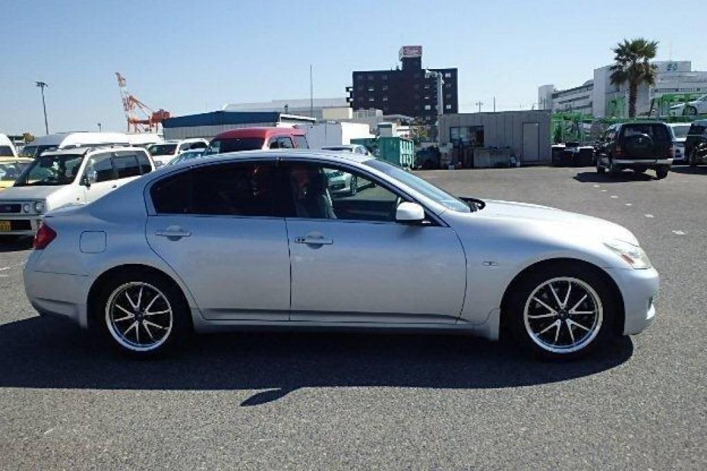 Used 2007 AT Nissan Skyline V36 Image[6]
