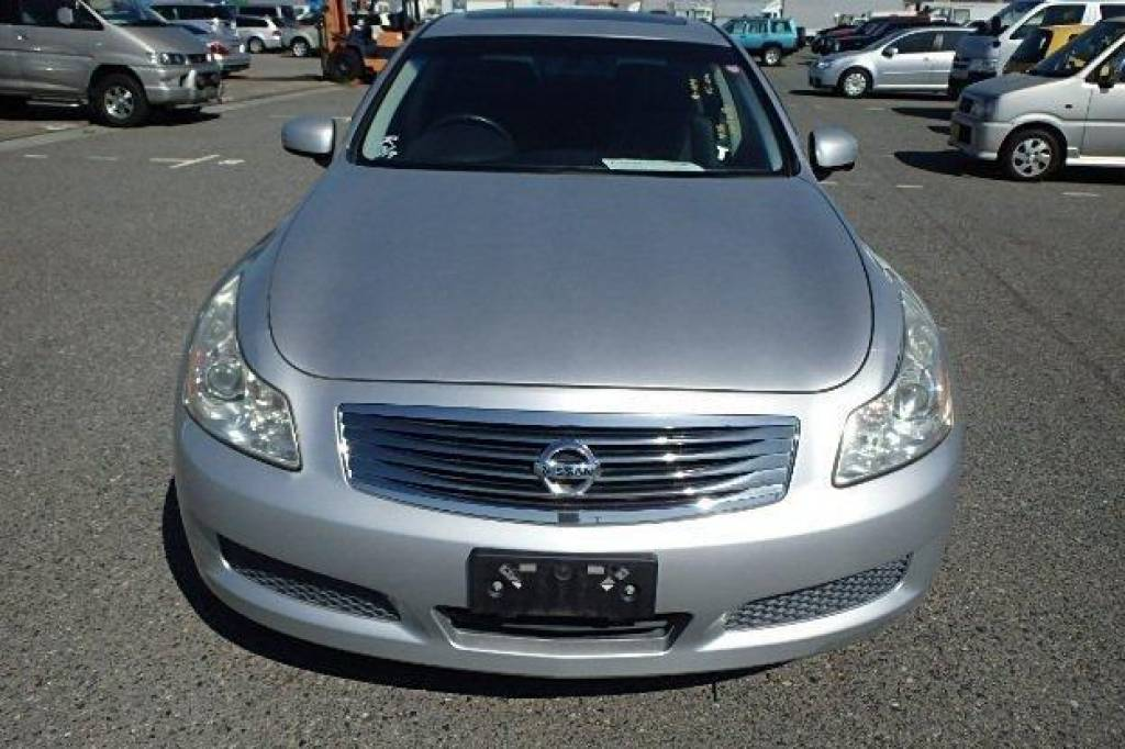 Used 2007 AT Nissan Skyline V36 Image[7]
