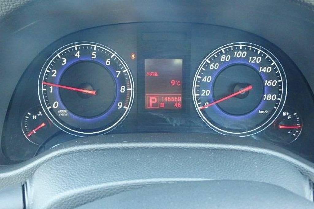 Used 2007 AT Nissan Skyline V36 Image[8]