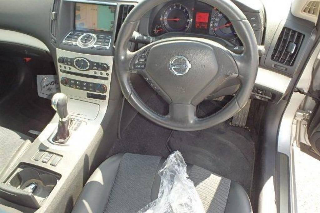 Used 2007 AT Nissan Skyline V36 Image[19]