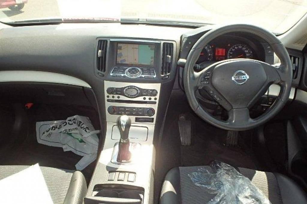 Used 2007 AT Nissan Skyline V36 Image[20]