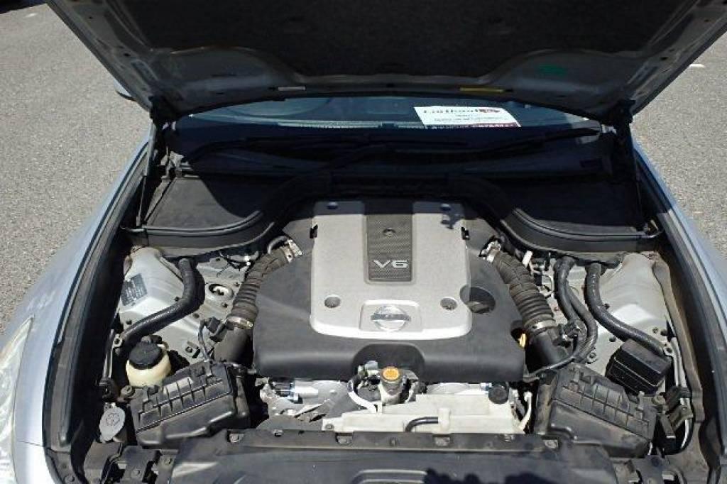 Used 2007 AT Nissan Skyline V36 Image[35]
