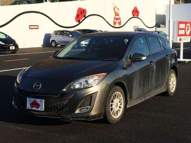 2010 AT Mazda Axela DBA-BLEFW