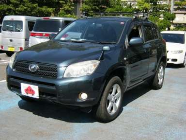 2007 AT Toyota RAV4 DBA-ACA31W
