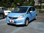 2013 CVT Honda Fit DBA-GE6