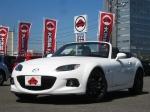 2014 MT Mazda Roadster DBA-NCEC