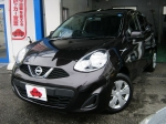 2013 AT Nissan March DBA-K13