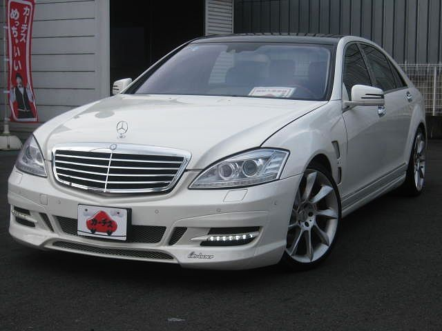 Used 2006 AT Mercedes Benz S-Class ABA-221176