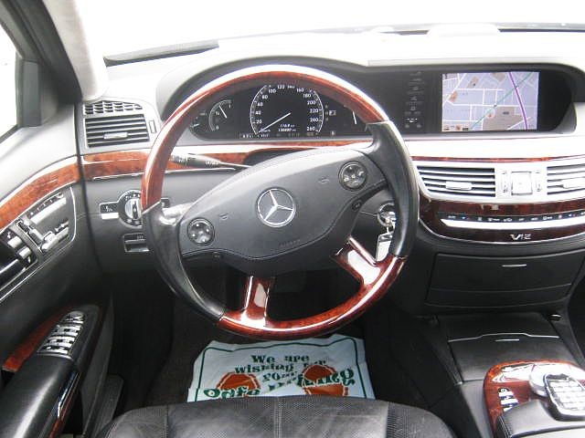 Used 2006 AT Mercedes Benz S-Class ABA-221176 Image[1]