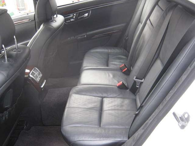 Used 2006 AT Mercedes Benz S-Class ABA-221176 Image[8]