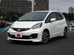 2012 MT Honda Fit DBA-GE8