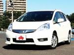 2012 CVT Honda Civic Shuttle DAA-GP2