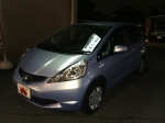 2007 AT Honda Fit DBA-GE6