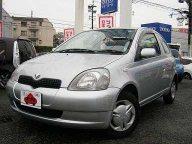2001 AT Toyota Vitz TA-SCP10