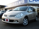 2008 AT Nissan Tiida Latio DBA-SC11