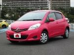 2011 AT Toyota Vitz DBA-NSP130