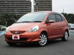 2006 AT Honda Fit DBA-GD1