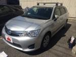 2014 AT Toyota Corolla Fielder DAA-NKE165G
