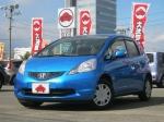 2008 CVT Honda Fit DBA-GE6