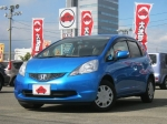 2008 CVT Honda Fit DBA-GE6
