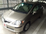 2003 AT Honda Fit Aria LA-GD8
