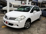 2010 AT Nissan Tiida Latio DBA-SC11
