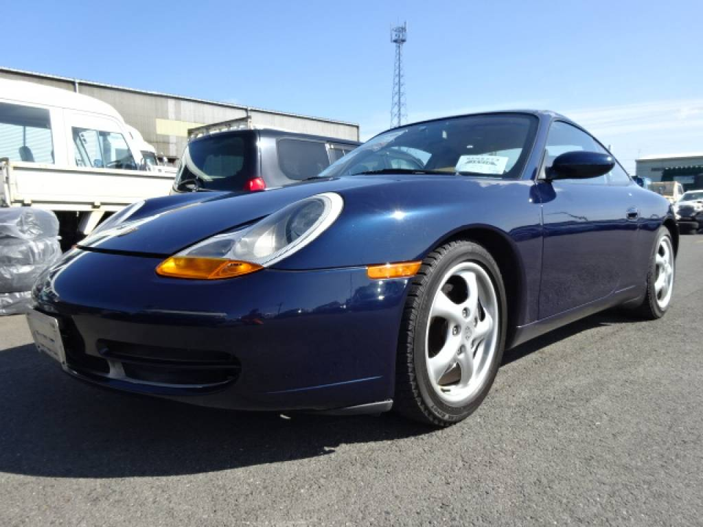 Used 1998 AT Porsche 911 99666