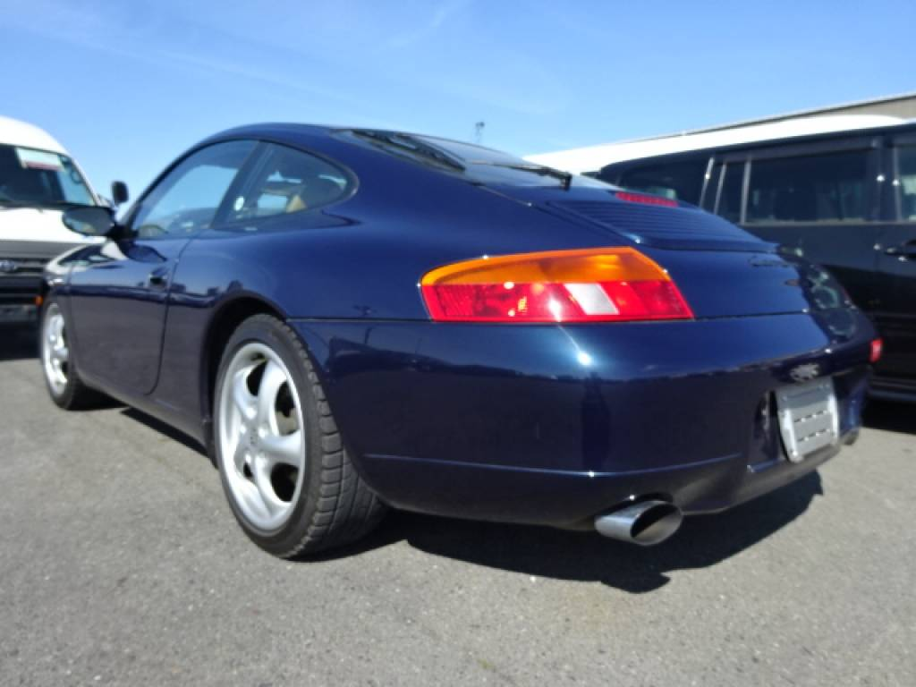 Used 1998 AT Porsche 911 99666 Image[1]