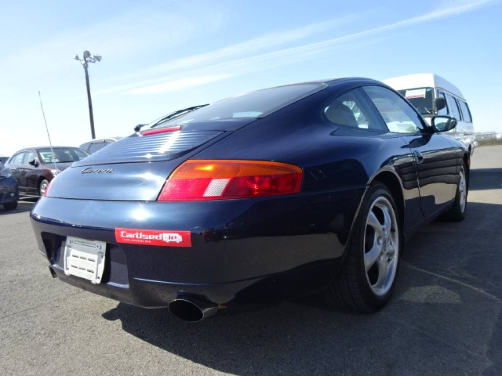 Used 1998 AT Porsche 911 99666 Image[3]