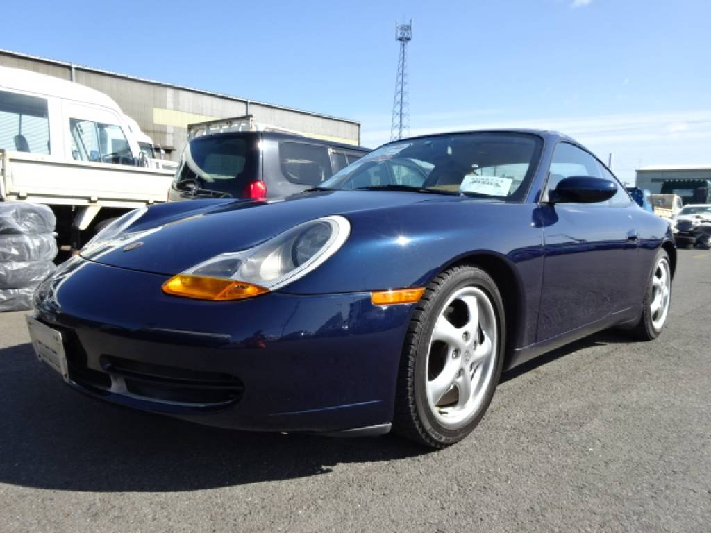 Used 1998 AT Porsche 911 99666 Image[4]
