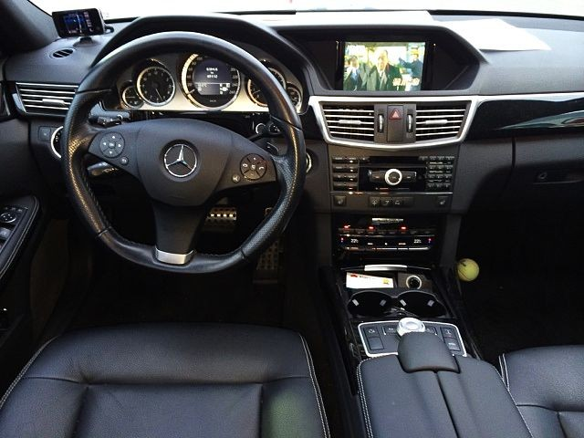 Used 2010 AT Mercedes Benz E-Class CBA-212072 Image[1]