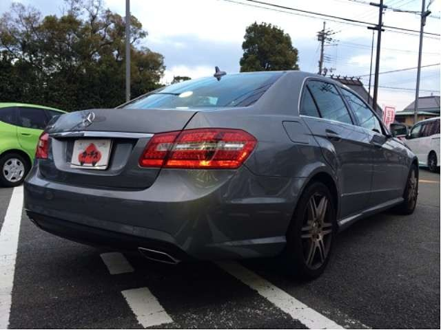 Used 2010 AT Mercedes Benz E-Class CBA-212072 Image[2]