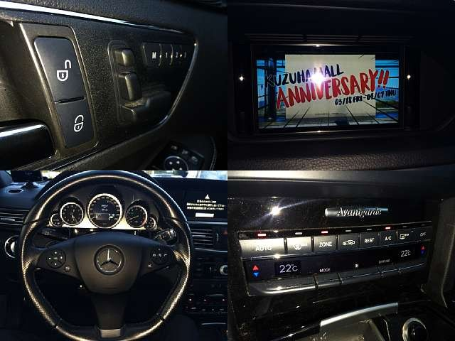 Used 2010 AT Mercedes Benz E-Class CBA-212072 Image[6]