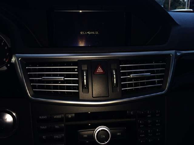 Used 2010 AT Mercedes Benz E-Class CBA-212072 Image[7]