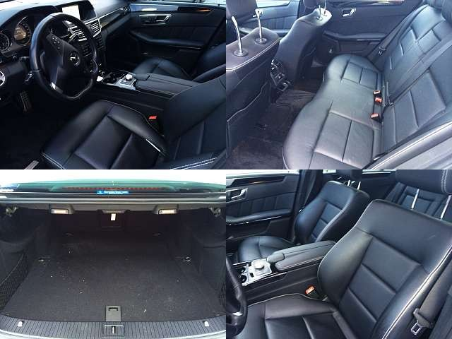 Used 2010 AT Mercedes Benz E-Class CBA-212072 Image[8]