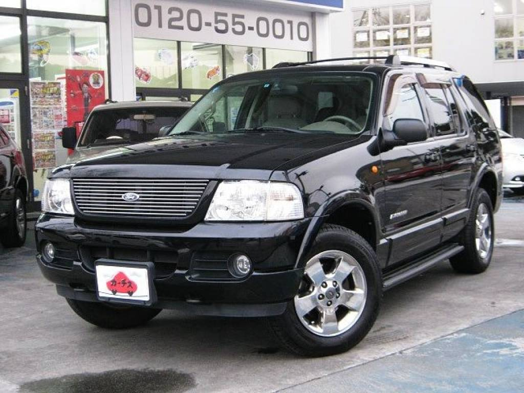 Used 2005 AT Ford  Explorer GH-1FMEU74
