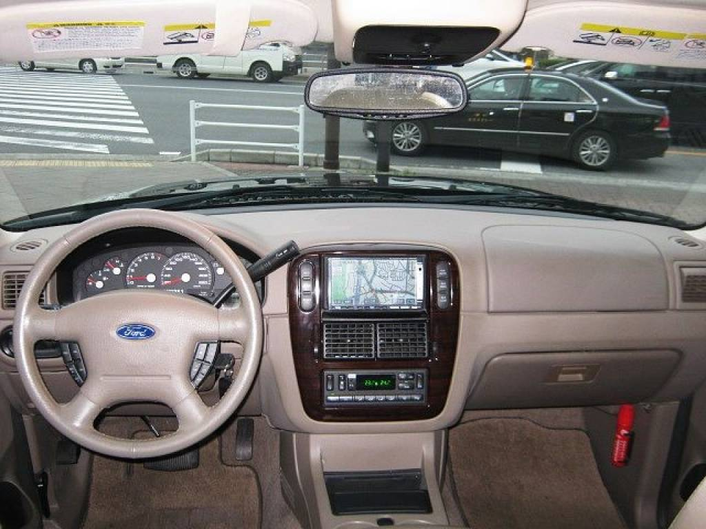 Used 2005 AT Ford Explorer GH-1FMEU74 Image[1]
