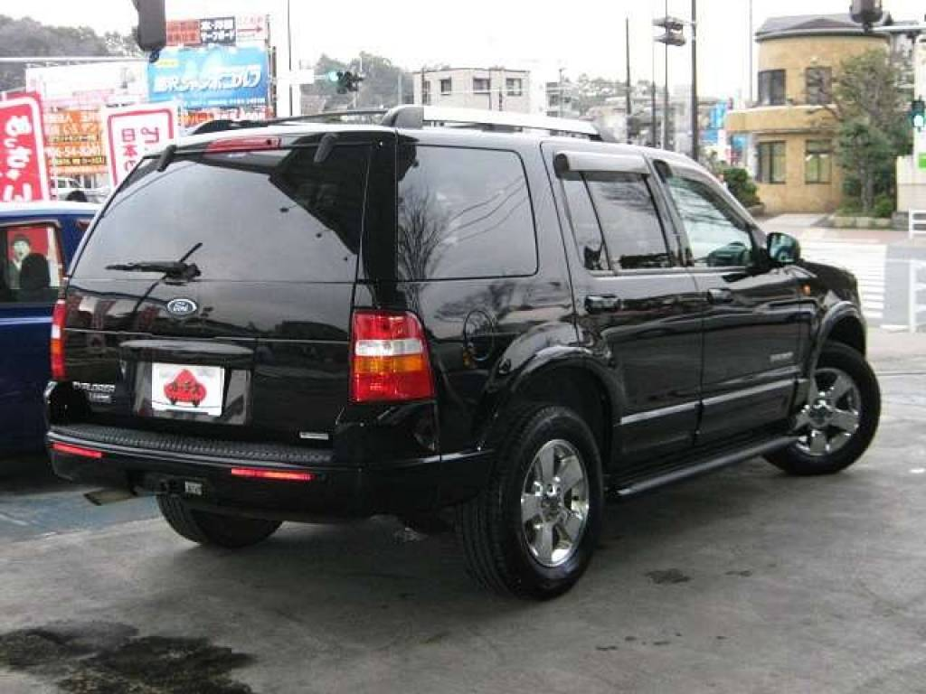 Used 2005 AT Ford Explorer GH-1FMEU74 Image[2]